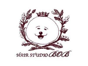 関内の美容室BOBのロゴ