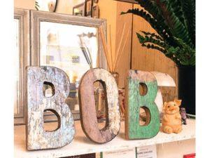 関内の美容室BOBの内装