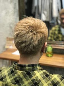 関内の美容室BOBのヘアスタイル