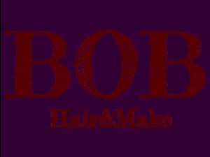関内の美容院BOBのロゴ
