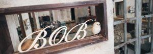 関内の美容院BOBのスタッフロゴ